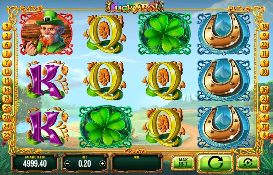 Slot Machine Lucky Pot Gratis Online