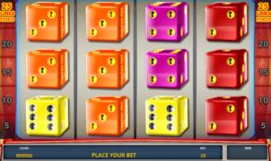 Giochi SlotMad Cubes 25Online Gratis