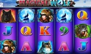 Slot MachineMagical WolfGratis Online