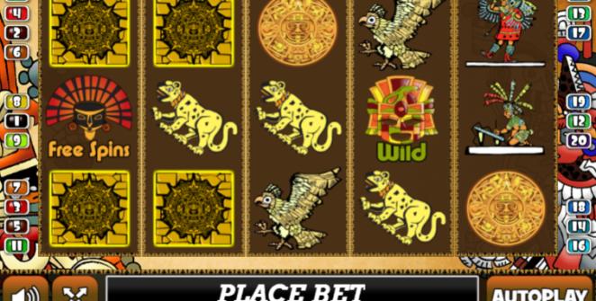 Slot Machine Mayan Gold Gratis Online