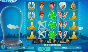 Mega Power Heroes Giochi Slot Machine Online Gratis