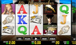 Mr Money MakerSlot Machine Online Gratis