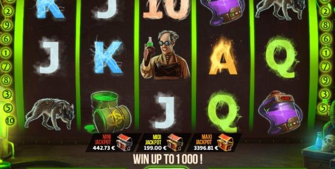 Mr Toxicus Slot Machine Online Gratis