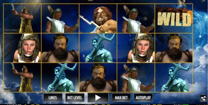 Giochi Slot Mythos Online Gratis