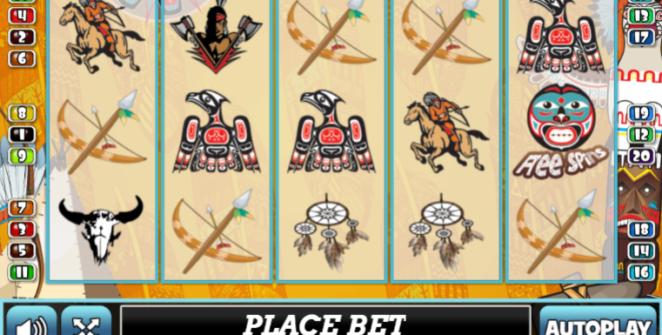 Native Indians Giochi Slot Machine Online Gratis