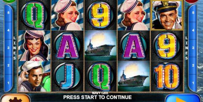 Navy Girl Giochi Slot Machine Online Gratis