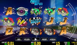 Need For Spin Slot Machine Online Gratis