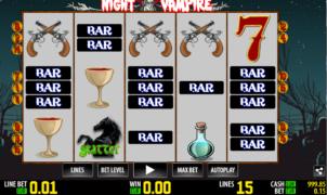 Slot Machine Night Vampire Gratis Online