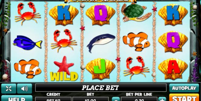 Slot Machine Ocean Riches Gratis Online