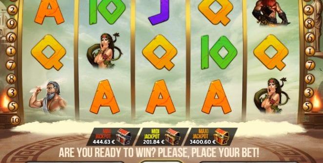 Slot Machine Olympia Gratis Online