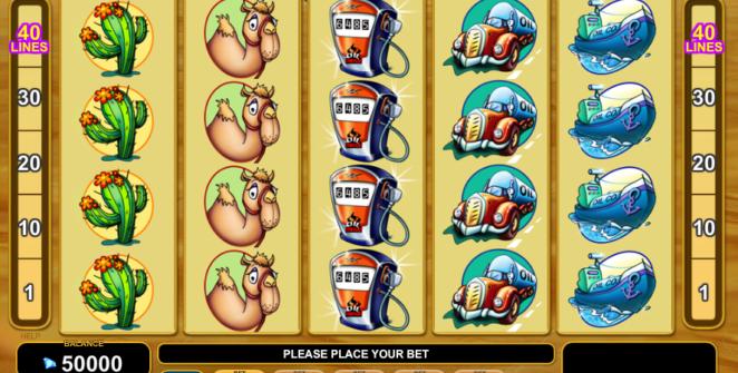 Slot MachineOil CompanyGratis Online