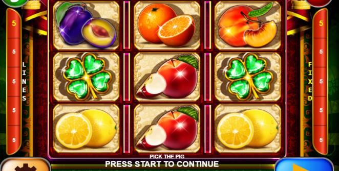 Pick the Pig Slot Machine Online Gratis