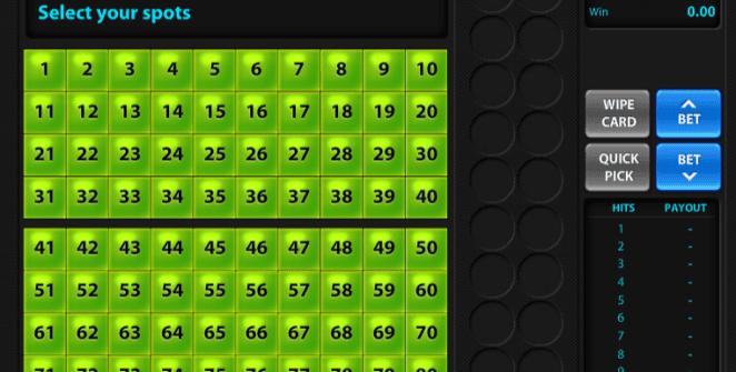 Power KenoGiochi Slot Machine Online Gratis