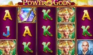 Giochi SlotPower of GodsOnline Gratis