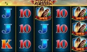 Princess of BirdsGiochi Slot Machine Online Gratis