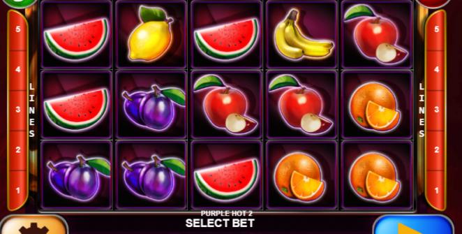 Purple Hot 2 Giochi Slot Machine Online Gratis