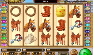 Slot MachineRide them CowboyGratis Online