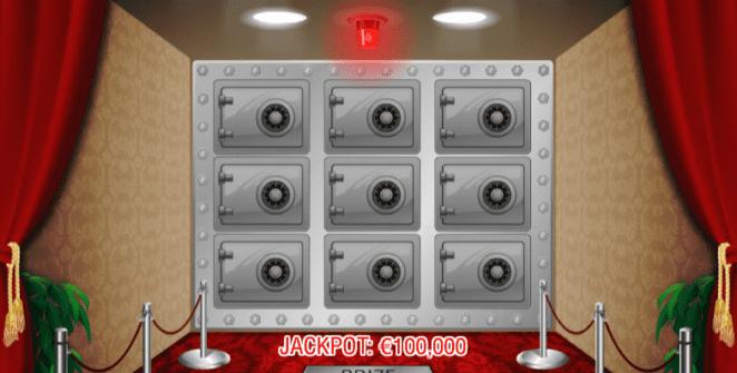 Slot MachineSafe BustersGratis Online