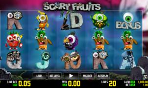 Scary Fruits Slot Machine Online Gratis