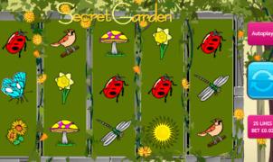 Giochi SlotSecret GardenOnline Gratis