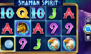 Giochi SlotShaman SpiritOnline Gratis