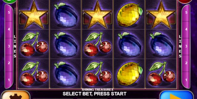 Shining Treasure Giochi Slot Machine Online Gratis