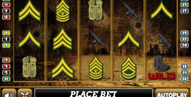 Soldiers Fortune Slot Machine Online Gratis