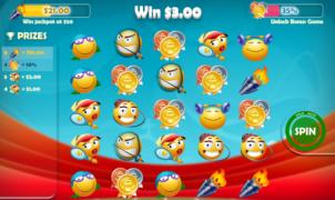 Sporty Emojis Slot Machine Online Gratis
