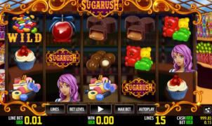 Giochi Slot Sugar Rush WM Online Gratis