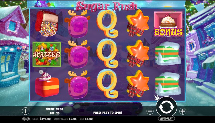 Spiele Sugar Train - Video Slots Online