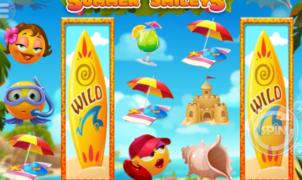 Slot MachineSummer SmileysGratis Online
