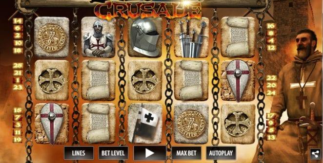 Slot Machine The Last Crusade Gratis Online