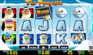 Giochi Slot The Pinguizz Online Gratis