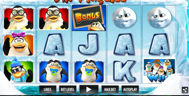Giochi Slot The Pinguizz Online Gratis