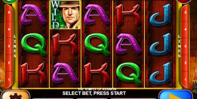 The Temple of Astarta Slot Machine Online Gratis