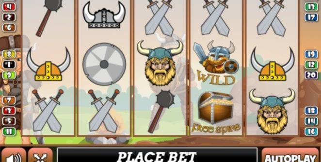 The Vikings Playpearls Slot Machine Online Gratis