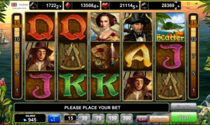 Slot Machine The Explorers Gratis Online