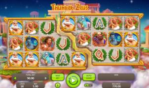 Thunder Zeus Slot Machine Online Gratis