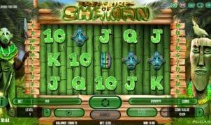 Giochi Slot Treasure of Shaman Online Gratis