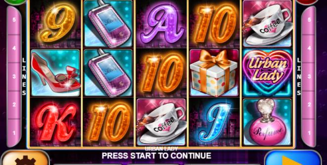 Urban Lady Slot Machine Online Gratis