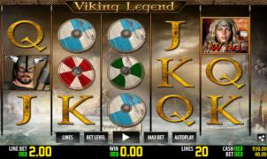 Giochi Slot Viking Legend Online Gratis