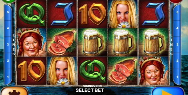 Slot Machine Vikings Fun Gratis Online