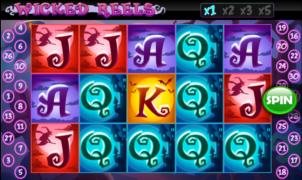Slot Machine Wicked Reels Gratis Online