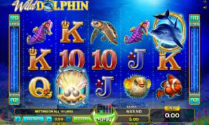 Slot Machine Wild Dolphin Gratis Online