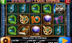 Giochi Slot Wizard Blizzard Online Gratis