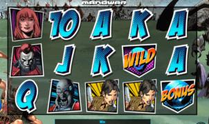 Giochi Slot XO Manowar Online Gratis